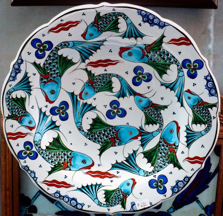 Iznik Ceramics by Mehmet Gursoy